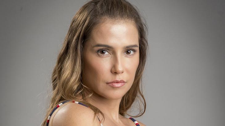 Déborah Secco foi protagonista de