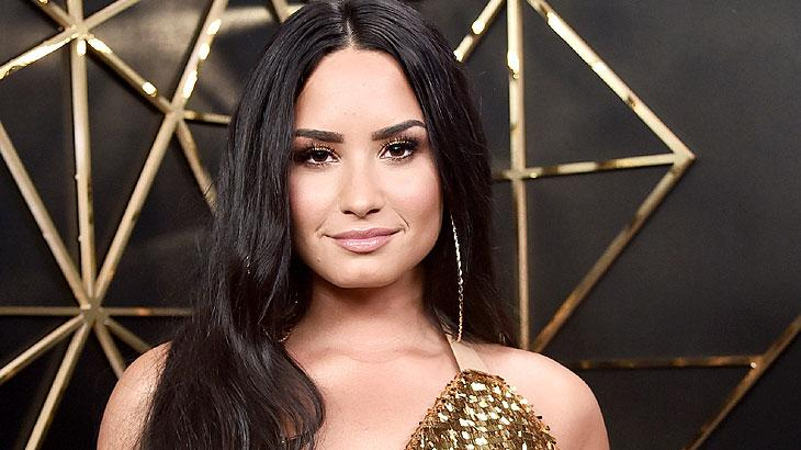 Demi Lovato está sem ingerir drogas