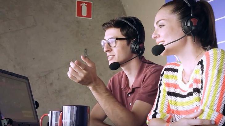 Reality buscar revelar novos talentos do jornalismo esportivo - Divulgação