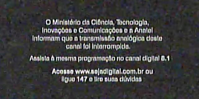 Brasília desliga sinal analógico de televisão; veja como foi