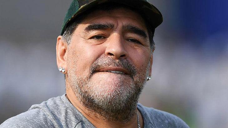 Maradona é barrado nos EUA após ofensa a Donald Trump