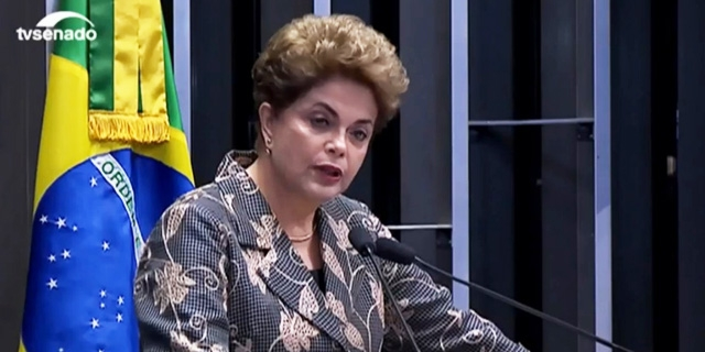 TV Senado bate recorde de audiência no YouTube com julgamento do impeachment
