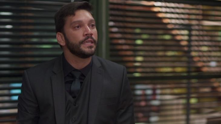 Diogo surta e antecipa sua morte em Bom Sucesso - Reprodução/TV Globo