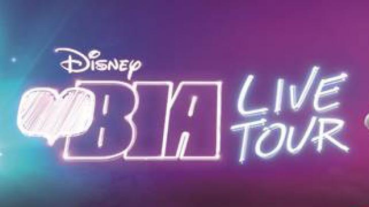 Disney Bia sairá em turnê pela América Latina e garante dois shows em São Paulo
