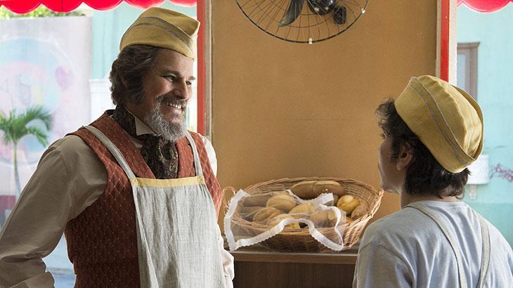Dom Sabino vai atuar como faxineiro e garçom