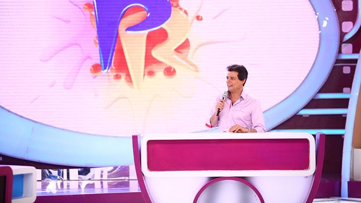Celso Portiolli completou 10 anos de Domingo Legal no último dia 12 de julho