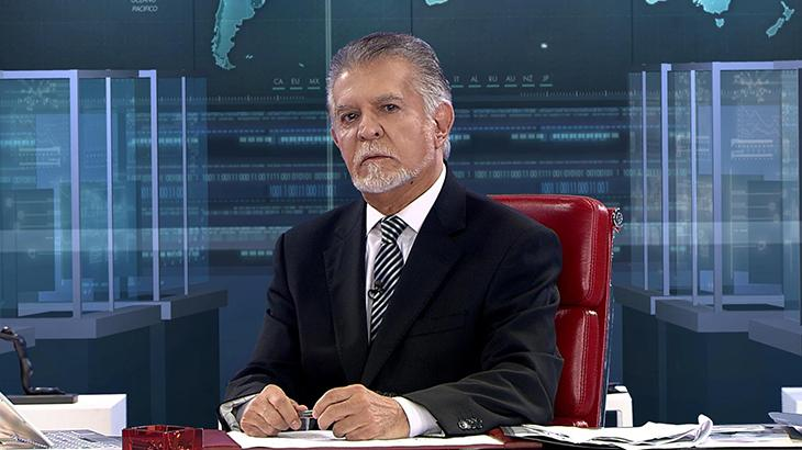 Domingos Meirelles dá o pontapé inicial para a Retrospectiva 2019 da Record