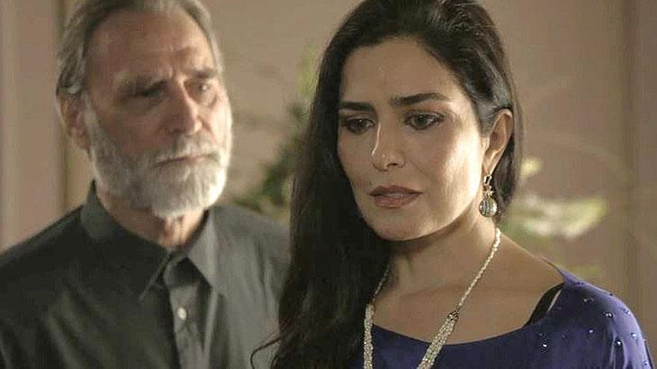 Aziz e Soraia em Órfãos da Terra