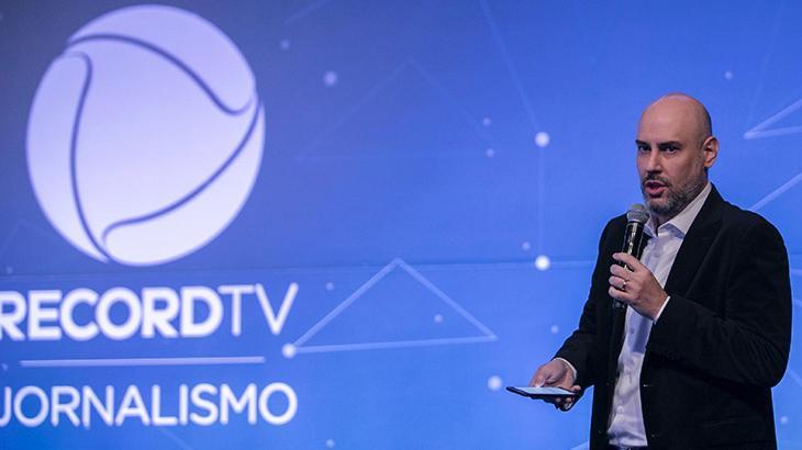 Douglas Tavolaro comandará nova CNN no Brasil