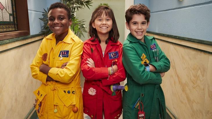 Novos integrantes do D.P.A.