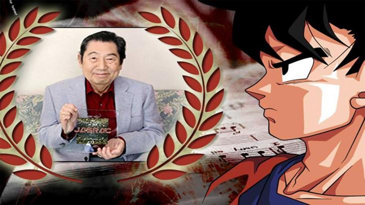 Shunsuke Kikuchi e Goku