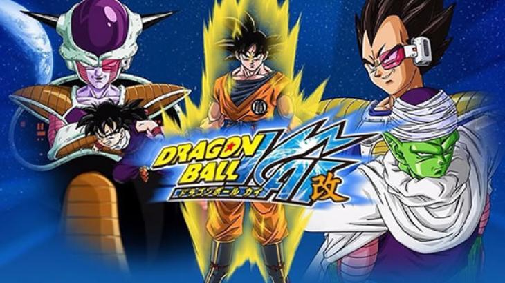 Pôster de Dragon Ball Kai