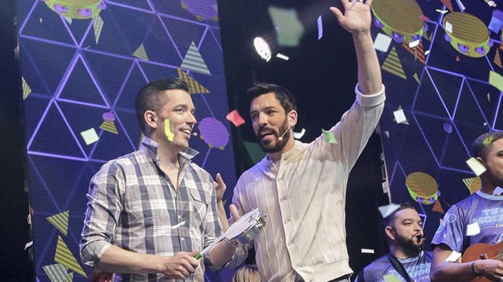 Em São Paulo, Gêmeos Scott anunciam nova temporada de
