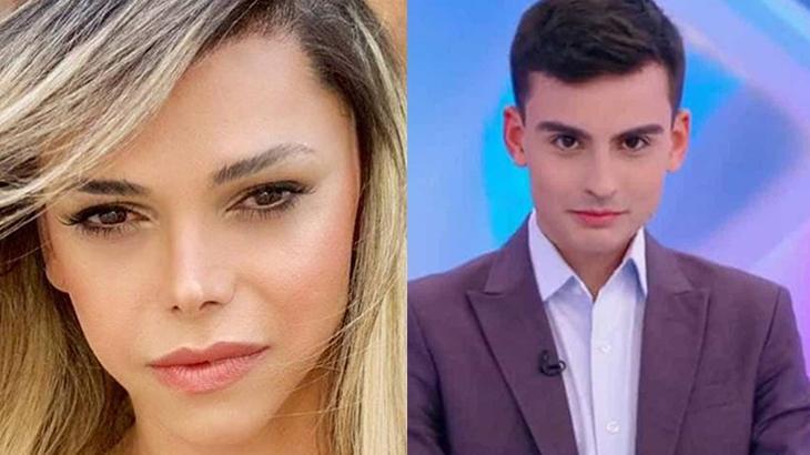 Leo Áquilla chama Dudu Camargo de