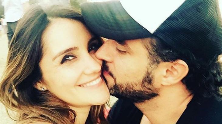 Dulce María e Paco Alvarez vão se casar em breve - Reprodução