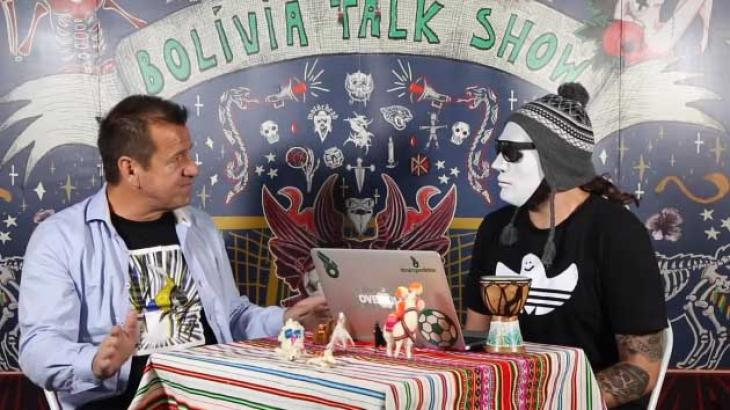 Dunga em entrevista à Bolívia no canal Desimpedidos - Reprodução/YouTube