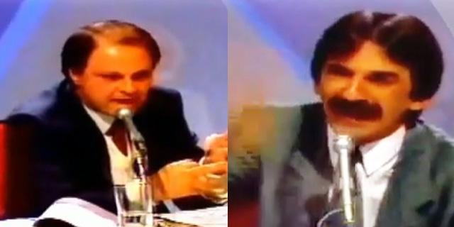 Em 1990, Edir Macedo e Silas Malafaia detonaram a Globo ao vivo no SBT