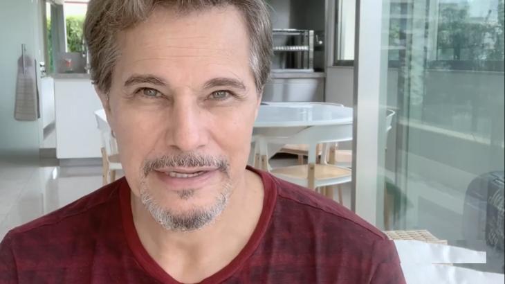 Edson Celulari, galã da Globo, iniciou novo projeto e pediu ajuda na web - Foto: Reprodução