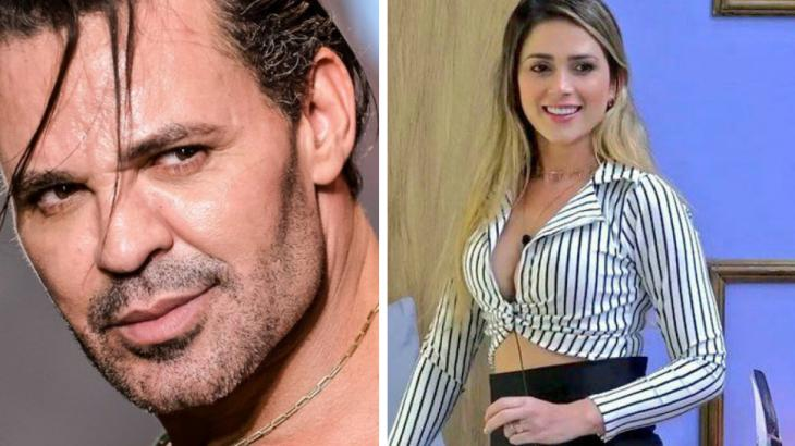 Nadja Pessoa e Eduardo Costa estariam vivendo romance