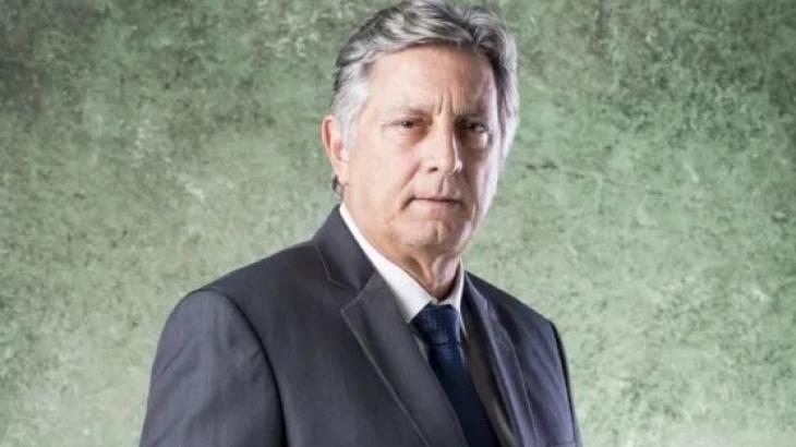 Eduardo Galvão está internado com Covid-19