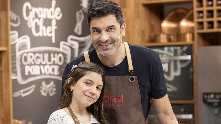 Edu Guedes diz que filha o impediu de desistir da TV após quase morrer
