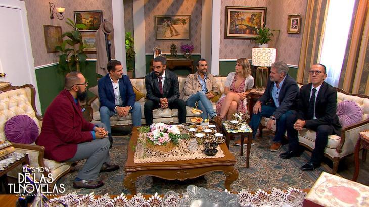 El Show de las TLNovelas estreou no último sábado (04) - Reprodução