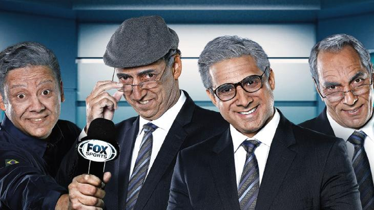 Fox Sports realiza superprodução para promover clássico entre Real Madrid e Barcelona