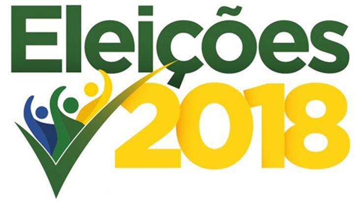 Logotipo Eleições 2018