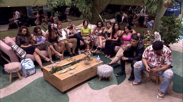 Com eliminação de Daniel, ainda há 11 brothers na casa - Reprodução/Globoplay