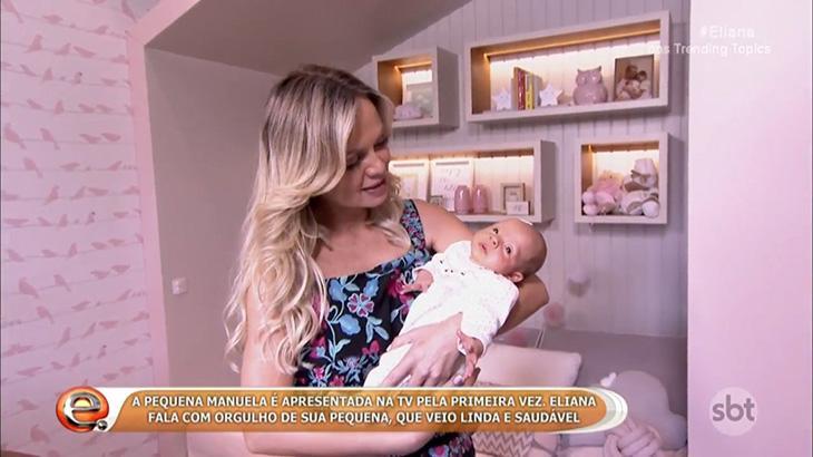 Eliana tem boa audiência em seu retorno, mas não consegue desbancar Rodrigo Faro