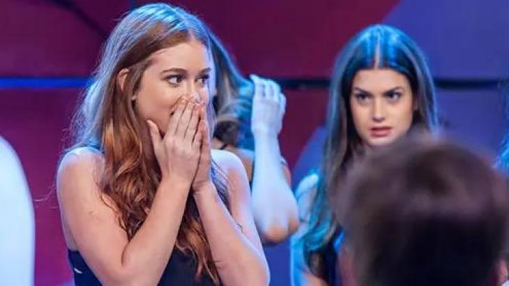 Eliza vence primeira etapa do concurso em Totalmente Demais - Reprodução/TV Globo