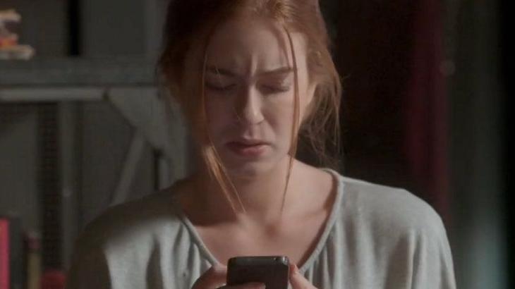 Totalmente Demais: Eliza recebe foto comprometedora, se choca e desiste de Jonatas