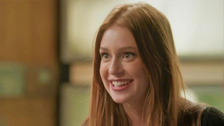 Eliza se alegra com possibilidade de conhecer Paris - Divulgação/TV Globo