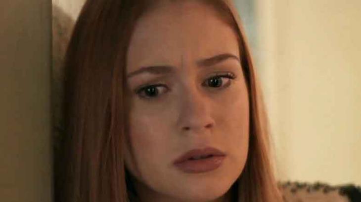 Eliza chora ao perceber que perdeu Jonatas - Divulgação/TV Globo