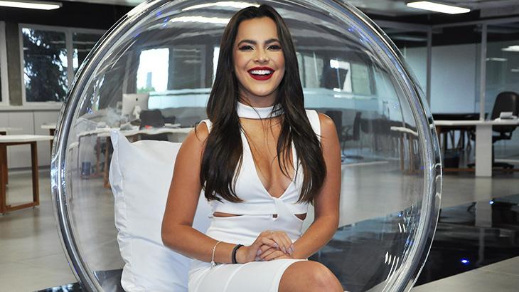Ex-BBB Emilly Araújo é contratada para apresentar programa na web e na RedeTV!