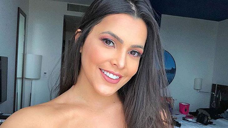 Ex-BBB Emilly Araújo reclama de cansaço de trabalho