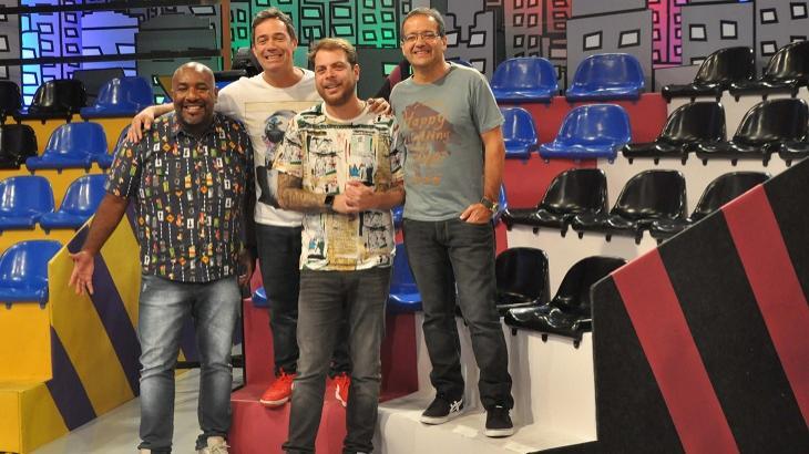 Encrenca segue em alta e fecha outubro como principal programa da RedeTV!