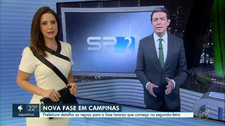 Falha na Globo coloca jornal de São Paulo em Campinas