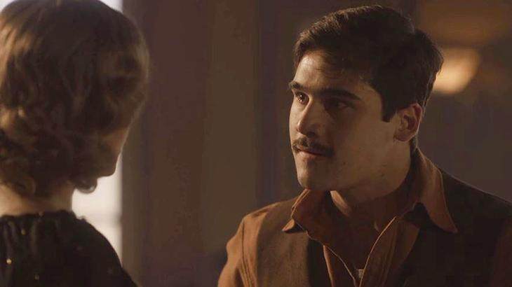 Júlio terá mais uma forte decepção com Alfredo em Éramos Seis - Reprodução/TV Globo