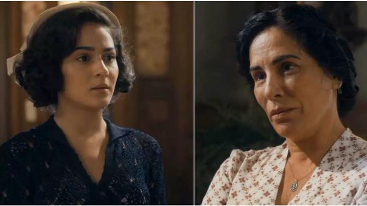 Lola irá confrontar Isabel - Foto: Divulgação/Globo