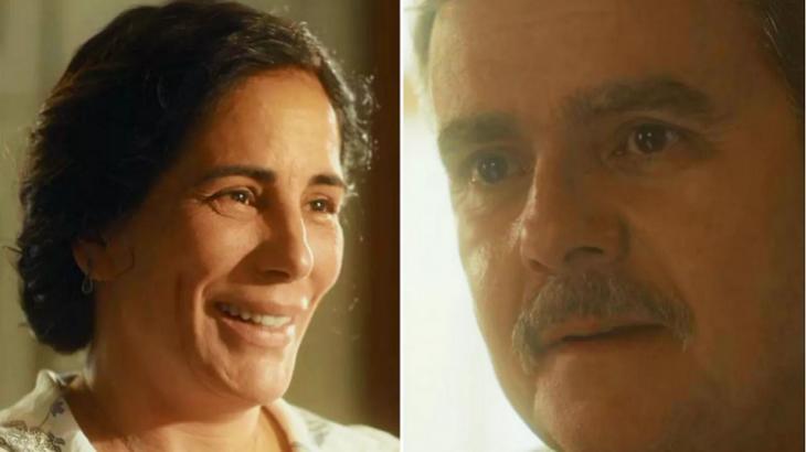 Lola e Afonso vivem romance - Divulgação/TV Globo