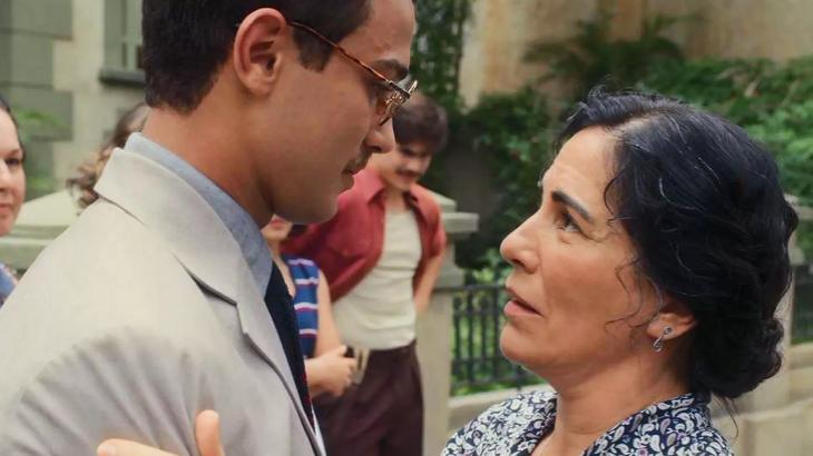 Lola faz pedido para Julinho - Foto: Divulgação/Globo
