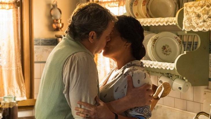 Afonso e Lola seguirão em clima de romance após armação em Éramos Seis - Globo/Reprodução
