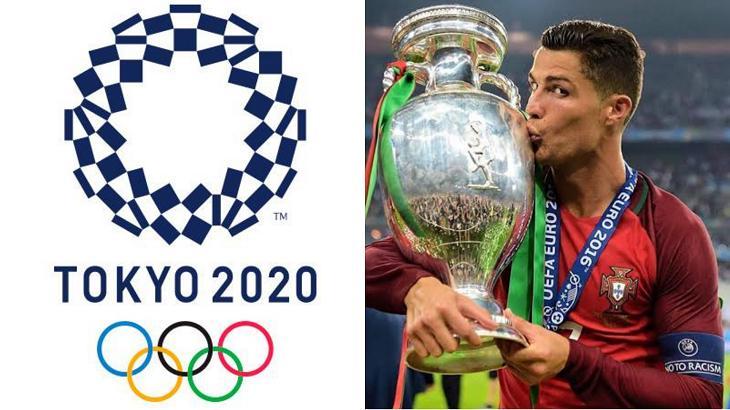 Olimpíadas e Eurocopa vão passar nos canais do Grupo Globo