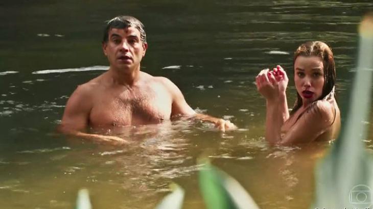 Globo exibe nudez à tarde e choca público