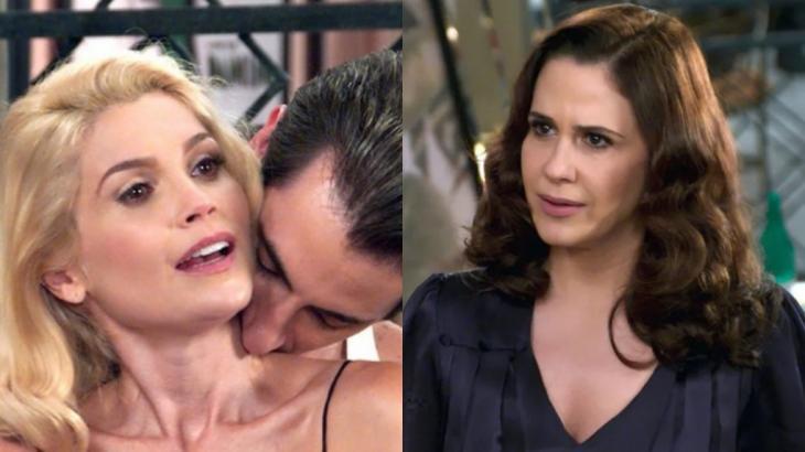 Êta Mundo Bom: Sandra rouba o marido da melhor amiga