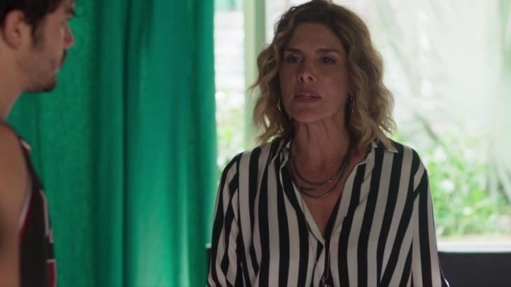 Eugênia vai se arrepender de ter rejeitado Gabriela, que salvará sua vida - Globo/Reprodução