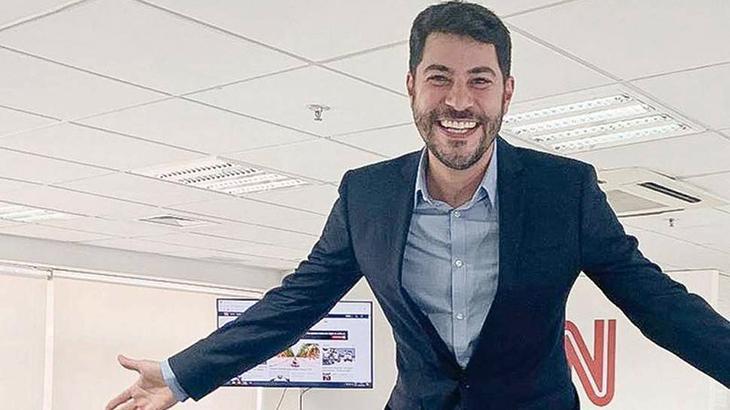 Evaristo Costa é a celebridade mais influente e Rodrigo Faro a mais conhecida, diz estudo