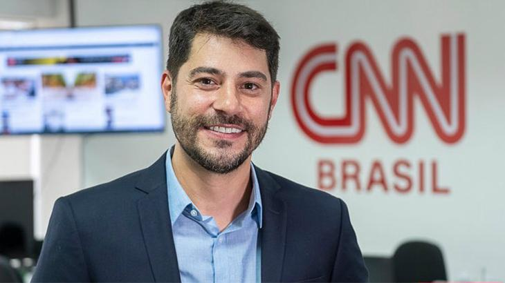 Evaristo Costa é contratado da CNN Brasil