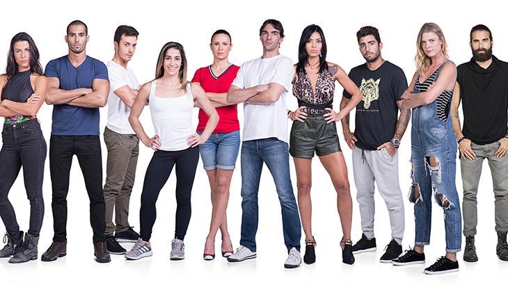 """Band estreia \""""Exathlon Brasil\"""" nesta segunda; confira perfis dos participantes"""